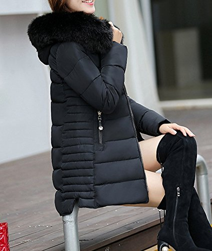 Manteau Noir 5 All 5 Manteau All Femme Rfqpg
