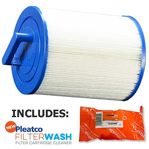 - Pleatco Cartridge Filter PSG13.5P4 Saratoga Spas 303575 w/ 1x Filter Wash
