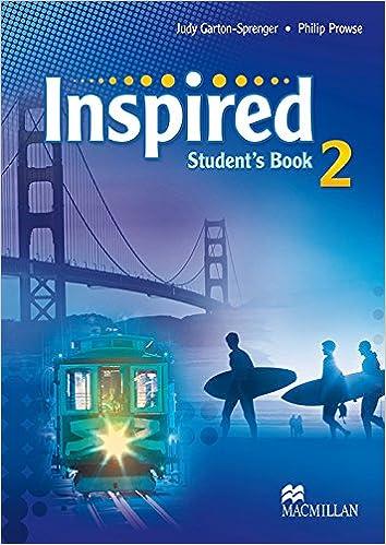 Book Macmillan Coursebook Inspired 2 Student's Book (American Ed)