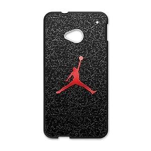 Jordan logo08.jpgHTC One M7 Cell Phone Case Black 05Go-436623