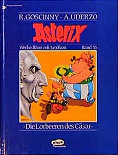 Asterix Werkedition, Bd.18, Die Lorbeeren des Cäsar