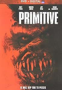 Primitive [DVD + Digital]