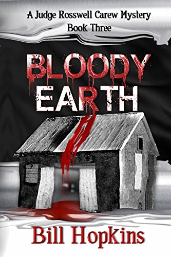 Bloody Earth cover