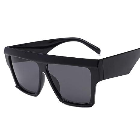 Yangjing-hl Gafas de Sol Americanas Gafas de Sol cuadradas ...