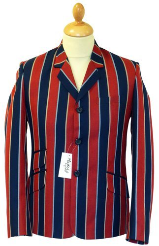 1920s Mens Suits Backbeat Madcap England Retro Mod Boating Blazer £99.99 AT vintagedancer.com