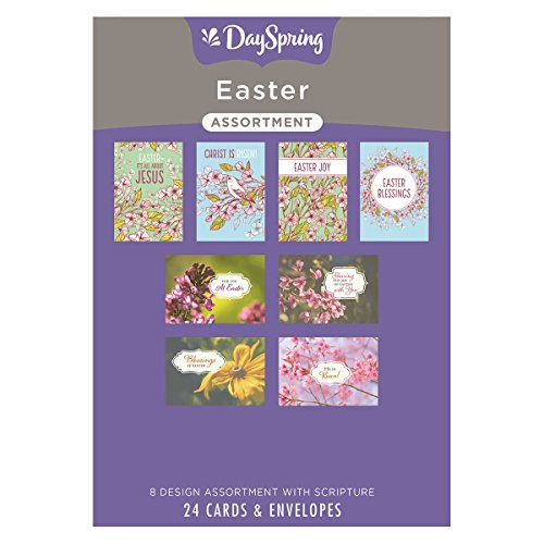 Easter - Inspirational Boxed Cards - Celebrations ()