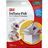 3M Inflata-Pak Air Cushion Packaging - LARGE (Pack of 4)