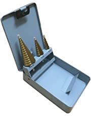 LEXPON HSS Pagoda Step Drill Bit 4-12/4-20/4-32mm
