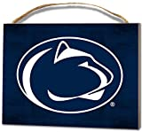 KH Sports Fan 4''X5.5'' Penn State Nittany Lions Colored Logo Small College Plaque