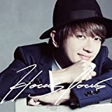 AAA Nissy 西島隆弘 1st Album HOCUS POCUS CD+DVD 【初回受注特典付】