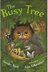 The Busy Tree Kindle Edition