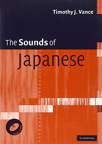 The Sounds of Japanese with Audio CD