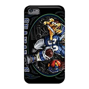 Anti-Scratch Hard Cell-phone Case For Apple Iphone 6s Plus (zpj3028yUzV) Customized Stylish Seattle Seahawks Series