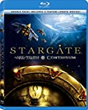 Stargate The Ark of Truth Continuum  Blu-Ray