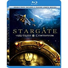 Stargate: The Ark of Truth / Stargate: Continuum Blu-ray Double Feature (2009)