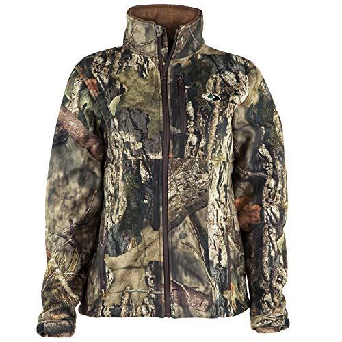 Mossy Oak Women's Camo Sherpa Lined Hunting Jacket in Break-up Country (Camo Pants Oak Mossy)