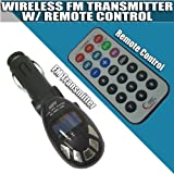 I-mobile Sd/mmc/usb/mp3 Wireless in Car Fm
