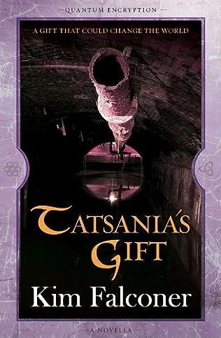 book cover of Tatsania\'s Gift