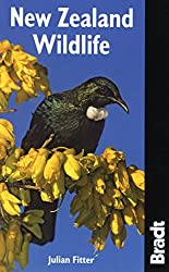 New Zealand Wildlife: A Visitor's Guide (Bradt Travel Guide)