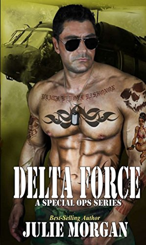 Characters Memo Sheets - Delta Force (A Special Ops series Book 1)