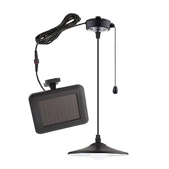 Mvpower Lampe Solaire Led Lumiere Ampoule Portable Lampe Pendentif