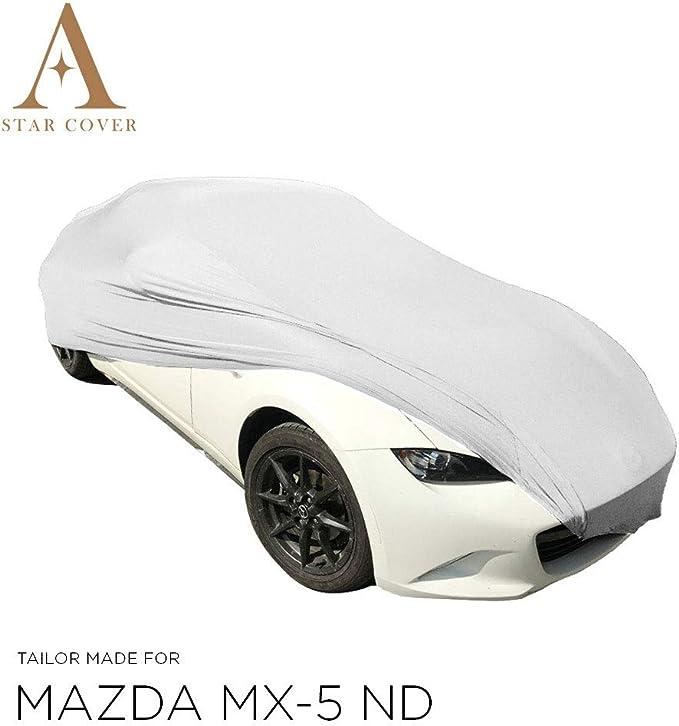 Couverture de voiture Mazda MX-5 Convertible Sp/écial Couverture De Voiture V/êtements De Voiture /épais Oxford Tissu Sun Protection Rain Cover Couverture De Voiture Tissu Couverture De Voiture