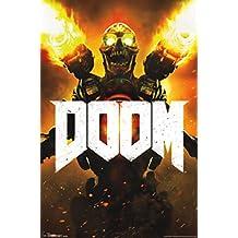 Doom Revenant Video Gaming Poster 22x34