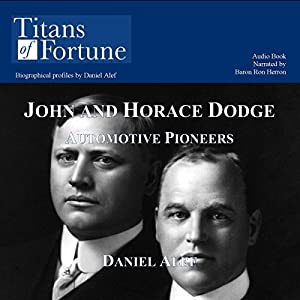 John and Horace Dodge Audiobook