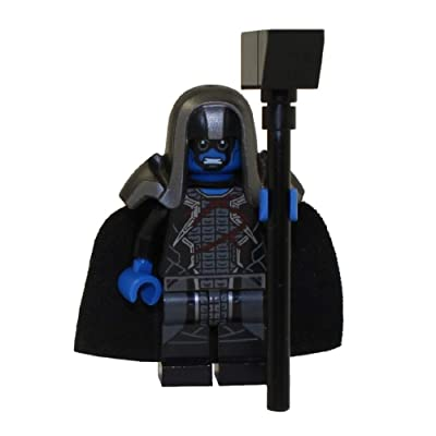 LEGO Marvel Super Heroes Guardians of the Galaxy Minifigure - Ronan the Accuser (76021): Toys & Games