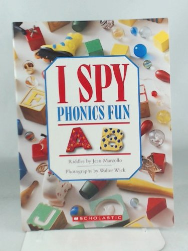 I Spy Phonics Fun A-B (I Spy Phonics Fun)