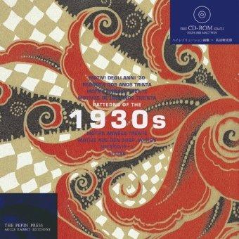 Designs der 30er Jahre / Patterns of the 1930s + CD ROM