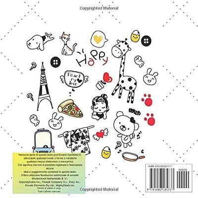 Libro Da Colorare Per Bambini Simpatici Animali Automobili Orso Pesce Rana Maiale Bee Robot Per Bambini Di Eta Compresa Tra 4 6 Italian Edition By Amazon Ae