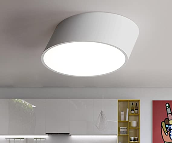 Artista isches design moderno lampada da soffitto led fase cilindro