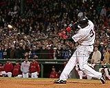 David Ortiz Boston Red Sox at bat launch 8x10 11x14 16x20 photo 035 - Size 11x14