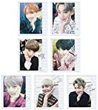 BTS bangtan boys wings like a j-hope wide polaroid photo set