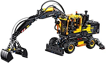 Lego Technic Volvo EW160E 42053 Construction Toy