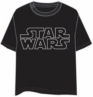 LAST LEVEL Camiseta Star Wars Logo S Camisa Cami, Multicolor ...