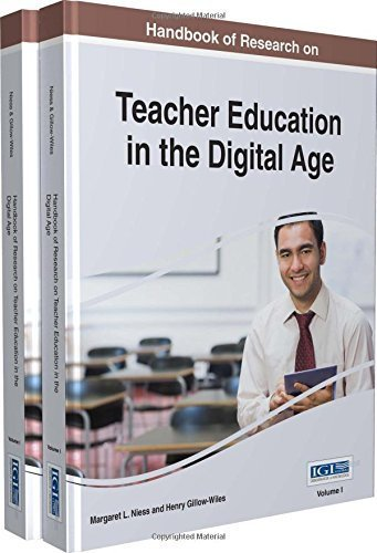 Handbook of Research on Teacher Education in the Digital Age (Advances in Higher Education and Professional Development) by Margaret L. Niess (2015-08-03)