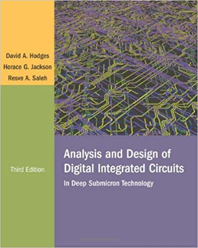 Digital Integrated Circuits Pdf