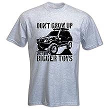 Men's Buy Bigger Toys Suzuki Vitara 4x4 T Shirt