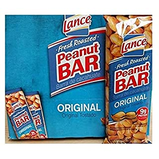 Lance Peanut Bar 2.2 OZ 21 Count-SET OF 2