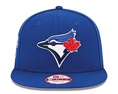 New Era Toronto Blue Jays MLB 9FIFTY Baycik Snapback Cap