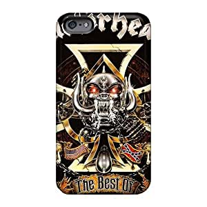 Iphone 6plus Xkq4653kYGq Provide Private Custom HD Motorhead Band Skin Bumper Hard Phone Covers -CristinaKlengenberg