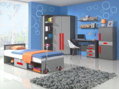 Kinderzimmer Komplett Jugendzimmer Play 03 8tlg In Der Farbe