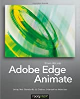 Adobe Edge Animate Front Cover