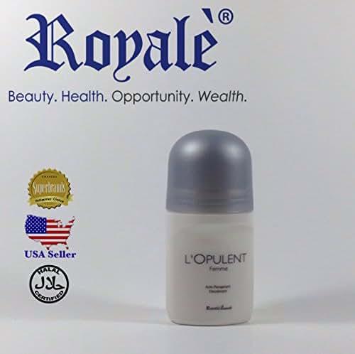Authentic Royale Anti Perspirant Deodorant Femme