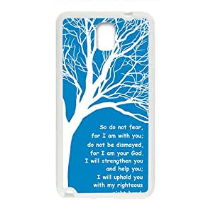 Christian Theme Isaiah Tree of Love Personalized Phone Case for Samsung note3