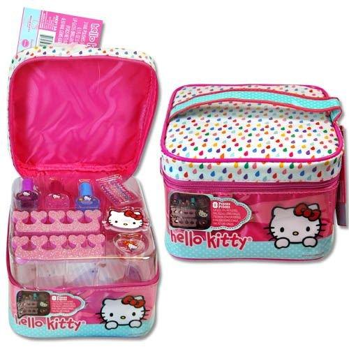 Hello Kitty Soft Cosmetic Bag