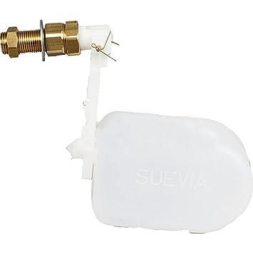 Membrana de válvula de flotador Mod. 671 Suevia tröge, 1/2 Conector