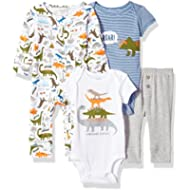 [Sponsored]Carter's Baby Boys' 4-Piece Gift Set